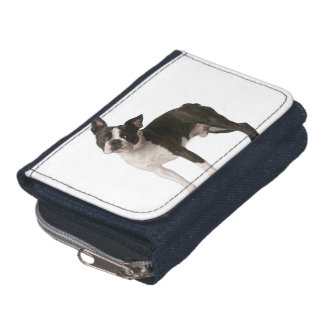 French bulldog - puppy dog - frenchie dog wallets
