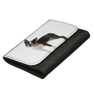 French bulldog - puppy dog - frenchie dog wallets for women