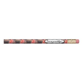 French Bulldog puppy dog personalized pencil