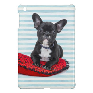 French Bulldog Puppy Portrait iPad Mini Cover