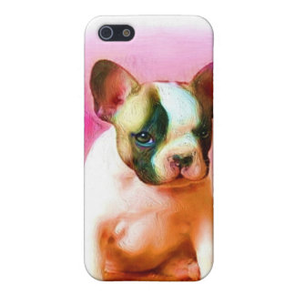 French Bulldog puppy Speck case