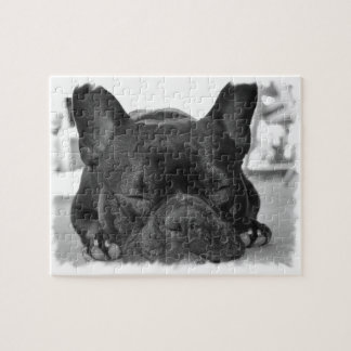 French Bulldog Puzzle