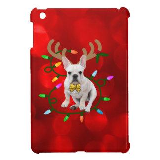 French Bulldog Reindeer iPad Mini Cover