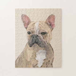 French Bulldog (Sable) Jigsaw Puzzle