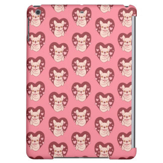 French Bulldog Sharing Love and Passion Case For iPad Air