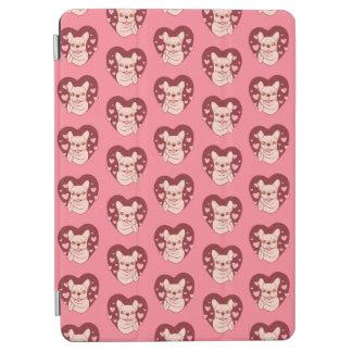 French Bulldog Sharing Love and Passion iPad Air Cover