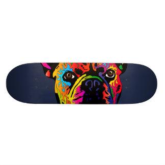 French Bulldog Skate Decks