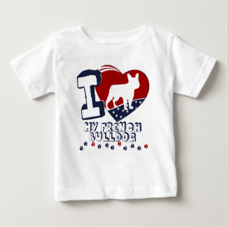 French Bulldog T-shirts