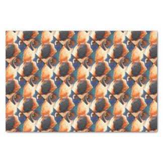 French Bulldog Tissue Paper