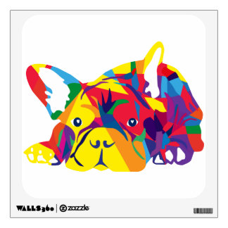 French Bulldog Walldecal Wall Sticker