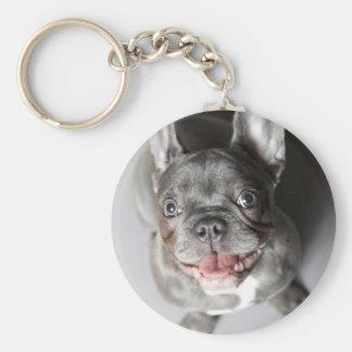 French Bulldogge Keychain
