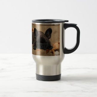 French Bulldogge travel cup