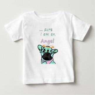 French Bulldoggen T shirt for babies