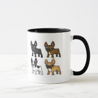 French Bulldogs Are The Best Mug