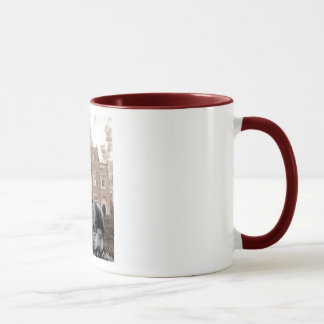French Bulldogs Sleeping Mug