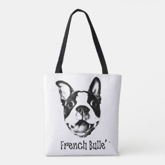 French Bulle' Tote Bag