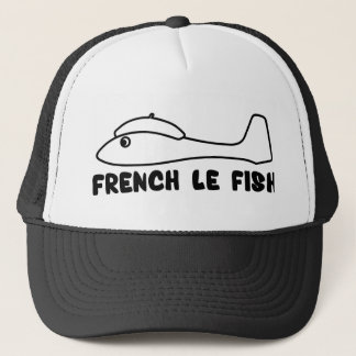 French cap Fish