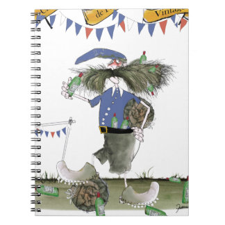 french capitaine footballeur notebooks