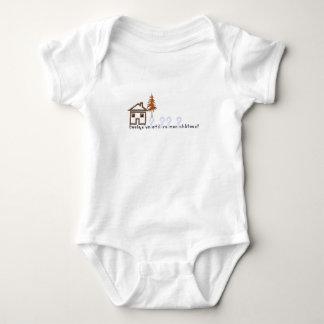 French-Castle Baby Bodysuit