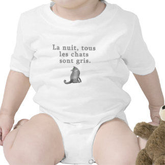 French Cats Saying Products Shirts