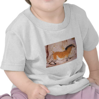 French Cave Horse Painting Tees