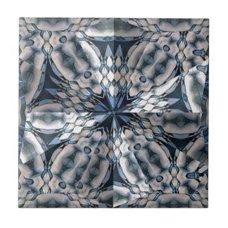 French Celtic Kaleidoscope Ceramic Tiles