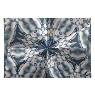 French Celtic Kaleidoscope Placemat