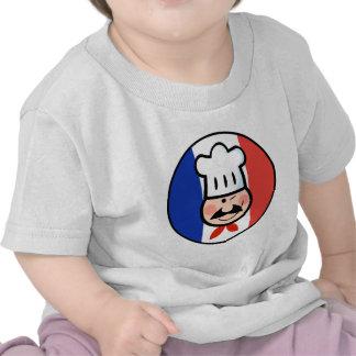 French Chef Tshirts