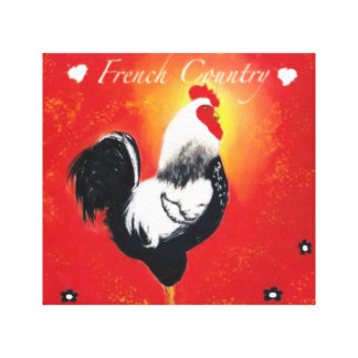 French Clountry Canvas Print