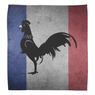 French coq bandana