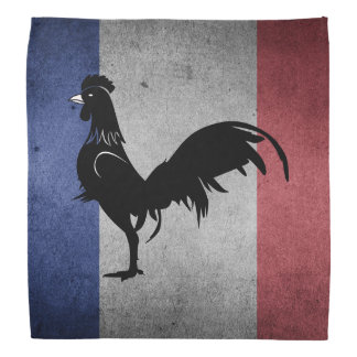 French coq kerchief