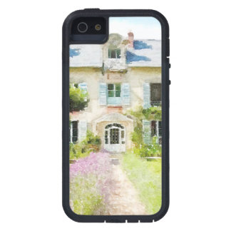 French Country Cottage in Provence iPhone 5 Cover