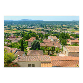 French Countryside in Provence Photograph