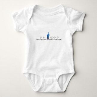 French-Daddy Baby Bodysuit