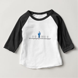 French-Daddy Baby T-Shirt