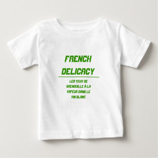 French Delicacy Tee Shirts