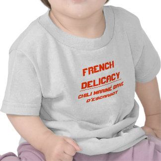 French Delicacy T-shirt