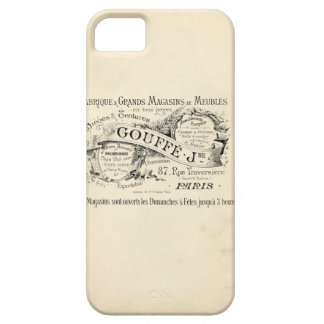 French Department Store Sign iPhone 5 Cover