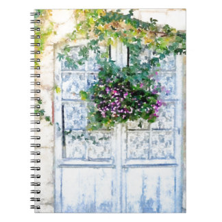 French Doors Notebook