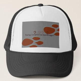 French-Dragon Trucker Hat