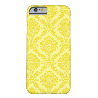 French Empire Damask Pattern #11 Barely There iPhone 6 Case