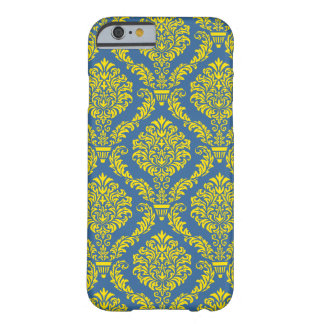 French Empire Damask Pattern #12 Barely There iPhone 6 Case