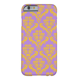 French Empire Damask Pattern #4 Barely There iPhone 6 Case
