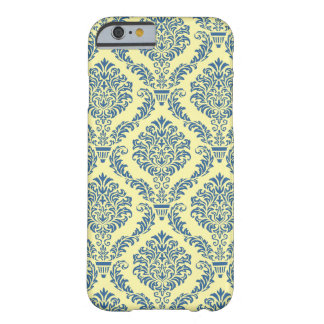 French Empire Damask Pattern #6 Barely There iPhone 6 Case