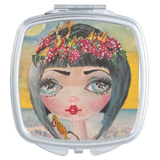 French Fairy Cheese Princesd mirror Vanity Mirror