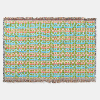 French-Farmhouse-Vintage-Delights-Blanket Throw Blanket
