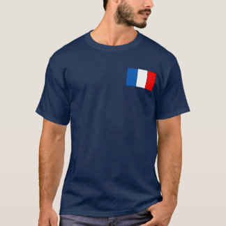 French Flag T-shirts and Gifts