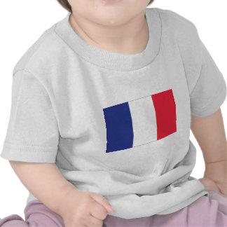 French Flag T Shirt