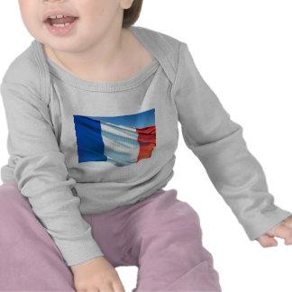 French Flag Tee Shirt