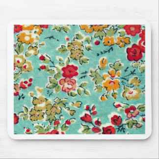 French Fleur Mouse Pad